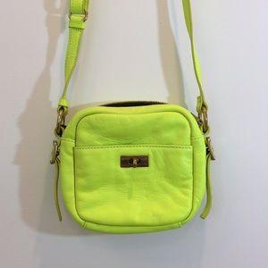 J. Crew   Leather Crossbody Bag NWT